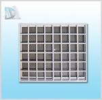 920型格子氣密鐵厝專用鋁窗